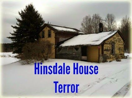 Phantoms and Monsters: Pulse of the Paranormal. Th Hinsdale House is very close to where I live.