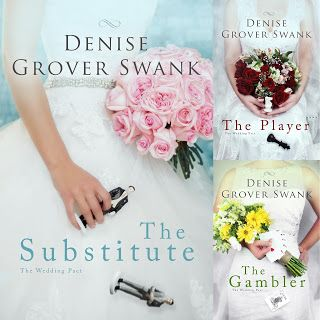The Wedding Pact.The Substitute The Wedding Pact 1 By Denise Grover Swank Books