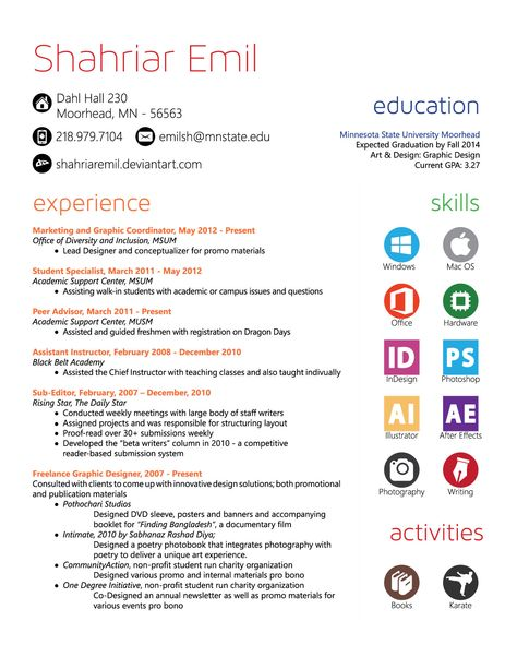 Custom Resume Writing   Resume Design Writing \ Design Service - chief designer resume