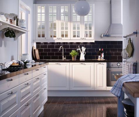 Meble Kuchenne Biale Klasyczne Szukaj W Google Wnetrza Kitchen