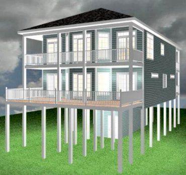 Beach Haven Coastal House Plans From Coastal Home Plans Beach House Floor Plans Beach House Flooring Coastal House Plans