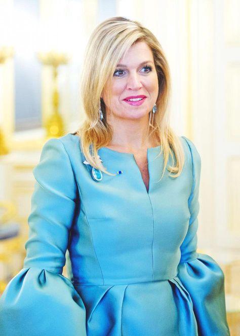 #Queen Maxima #Dutch Royal Family