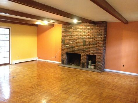 Once empty, the potential in this space became clear!