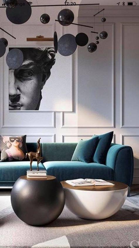 Si vous êtes un amoureux du design, vous devez voir cette ambiance fantastique. Pour en voir plus, cliquez sur l'image. #maisondecor #luxefurniture #marquedeluxe #maisondesign #experiencedesign #artisansfurniture #covethouse #luxefurniture #inspirationdesign
