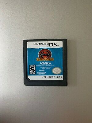 Chaotic Shadow Warriors Nintendo Ds 2009 For Sale Online Ebay Nintendo Ds Shadow Warrior Scribblenauts