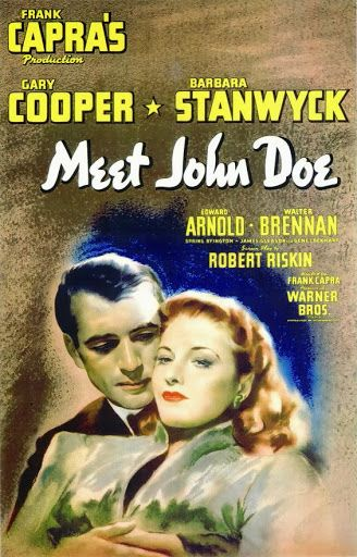 Juan Nadie 1941 Dual Subtitulos John Doe Old Movies
