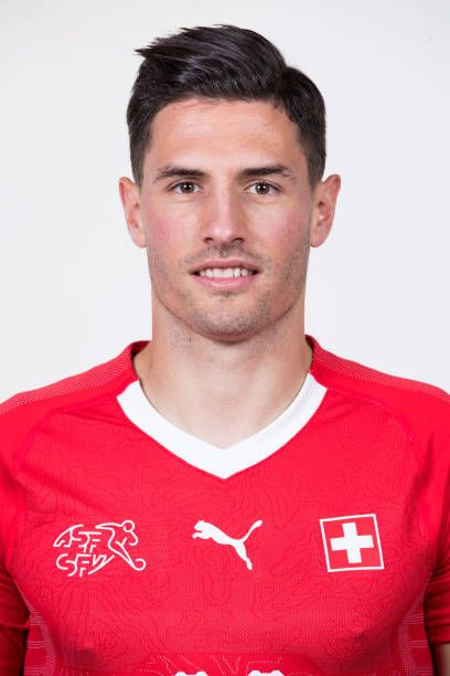Fabian Schaer Of Switzerland Poses For A Portrait During The Official Szwajcaria