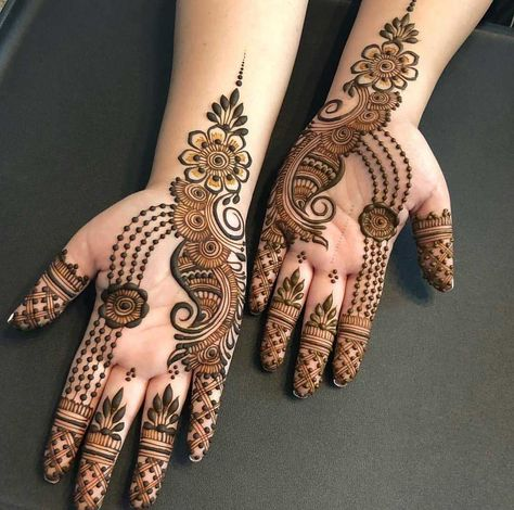 Latest Mehndi Designs Simple and Easy collection For All