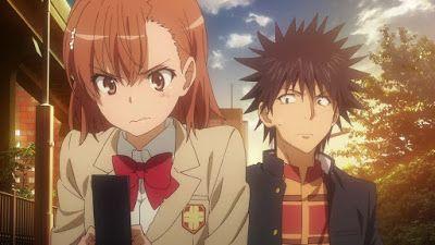 Dvd Blu Ray A Certain Magical Index Season 3 Part 2 A Certain Magical Index Anime Lovers Magical