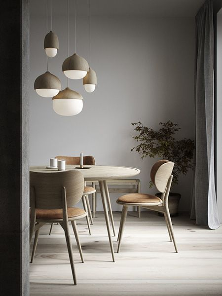 Chaise scandinave The dining Chair design Space Copenhagen
