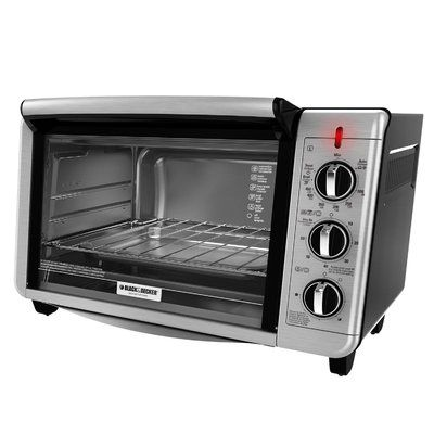 Black Decker Convection Toaster Oven Convection Toaster Oven