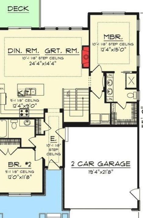 House Design Plan 15 5 10 5m With 5 Bedrooms Home Ideas House Design Plan In 2020 Open Concept Floor Plans Small House Design Architecture Home Design Floor Plans