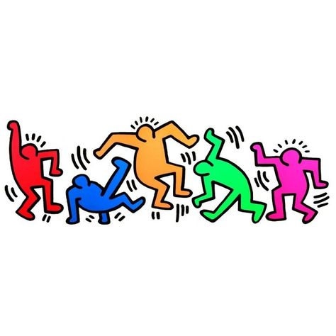 Keith Allen Haring was an American artist and social activist whose work… Bedroom Wall Collage, Photo Wall Collage, Picture Wall, Collage Art, Wall Prints, Poster Prints, Keith Haring Art, Keith Haring Poster, Trippy Painting