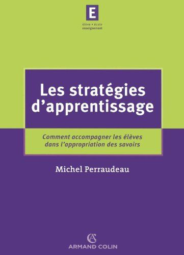 Ebookbuddies Shalnikitaba Telecharger Pdf Les Strategies D Apprentiss Telechargement Apprentissage Listes De Lecture