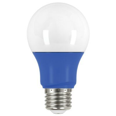 Satco 2 Watt 25 Watt Equivalent A19 Led Non Dimmable Light Bulb Warm White 2200k E26 Medium Standard Base Light Bulb Bulb Modern Pendant Light