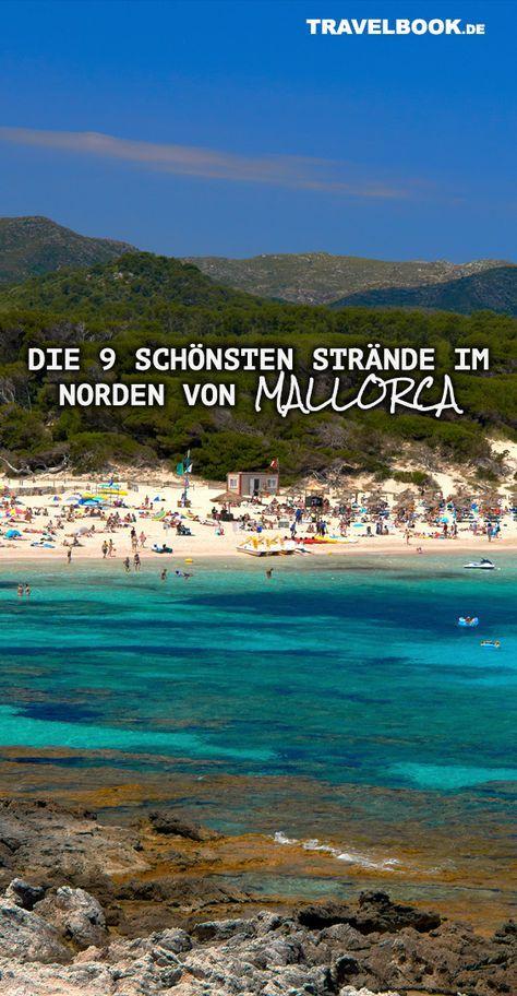Die 9 Schonsten Strande Im Norden Von Mallorca Mallorca Urlaub