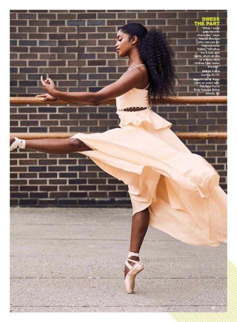 Brown Girls DO Ballet® — Pennsylvania Ballet's Nardia Boodoo ( Black Dancers, Ballet Dancers, Ballerinas, Ballet Art, Dance Photos, Dance Pictures, Black Women Art, Black Art, Black Girls Rock