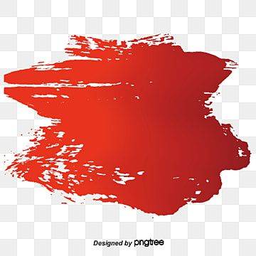 Red Brush India Brush Clipart Red Brush Png Transparent Clipart Image And Psd File For Free Download Oil Painting Background Watercolor Red Red Paint