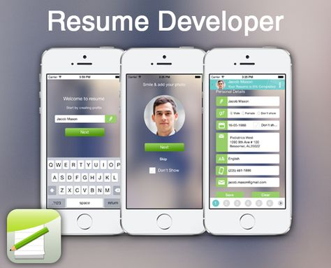 For Your #Interview - Resume ++ (A Resume Developer) - #Android - best resume app