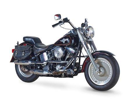 Pin On Harley Davidson Flstf Fat Boy