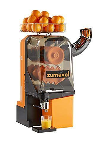 Zumoval Minimax Citrus Juicing Machine Review Orange Juice