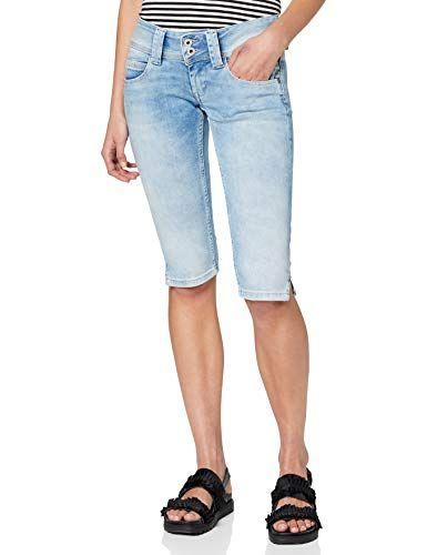 Pepe Jeans Pantalones Cortos Para Mujer Pantalones Cortos Ropa