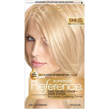 Beauty Review Revlon Colorsilk Light Ash Blonde Hair Dye Dyed Blonde Hair Light Ash Blonde