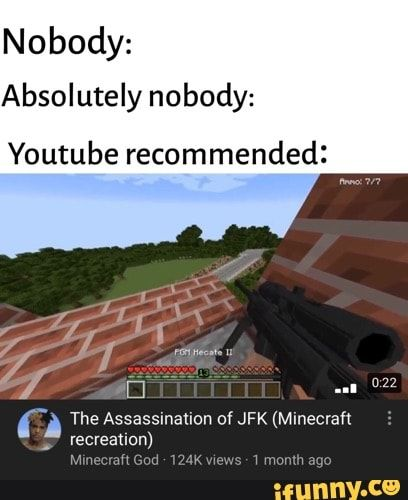 Nobody Absolutely Nobody Youtube Recommended Ifunny Dark Humour Memes Funny Memes Funny Relatable Memes
