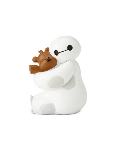 Disney Showcase Big Hero Six Baymax Mini Figure (Multiple Options) - Bear