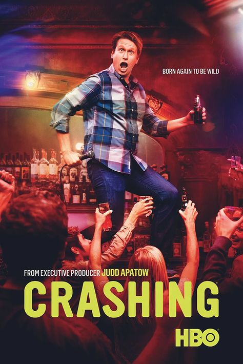 Crashing TV Show Poster – My Hot Posters