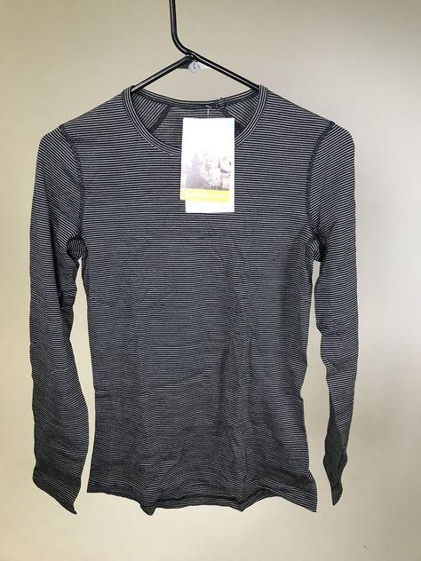 d524407674ba4 ICEBREAKER Oasis 100% Merino Wool Women s LS Shirt - SMALL - FREE SHIP