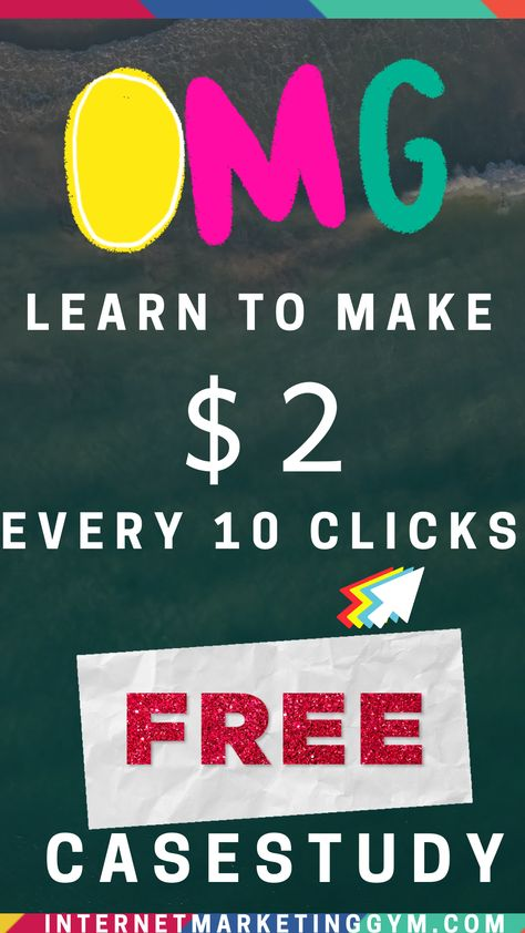 Make $2 Every 10 Clicks With Affiliate Marketing Without a Blog