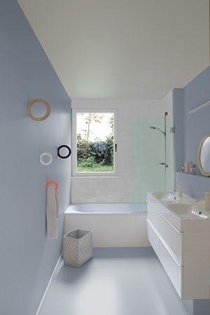 Blog De Mooiste Kleuren Om Je Badkamer Te Verven Badkamer Badkamer Verven Kleurrijke Badkamer