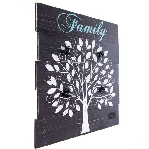 Family Tree Clip Photo Wall Decor | Graphics, signs, gameboards, etc ...