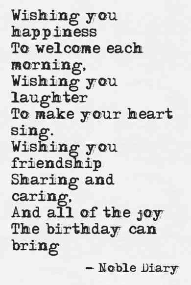 Best Quotes For Best Friend Birthday