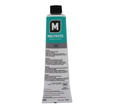 Dow Corning Molykote 111 O Ring Silicone Lubricant 5 3 Oz Tube Silicone Lubricant Lubricant Pressure Systems