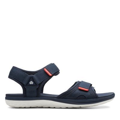 Step Beat Sun Black - Mens Sandals