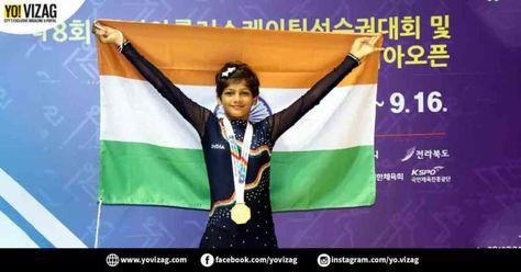 Vizag girl to be honoured with Pradhan Mantri Rashtriya Bal Puraskar