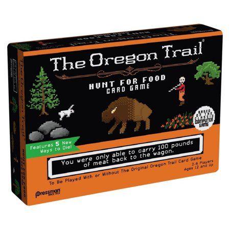Toys Oregon Trail Card Game Oregon Trail Oregon Trail Game