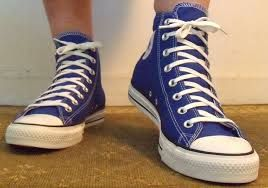 images of high top converse front view