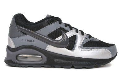Details about NIKE AIR MAX COMMAND (GS) SILVER BLUE BLACK SZ 7Y 8.5 Womens [407759 010]