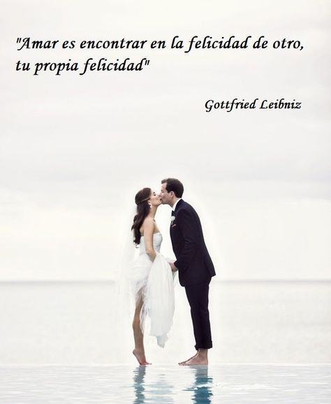 Palabras De Amor Y De Aliento Frases De Amor Para Bodas Una