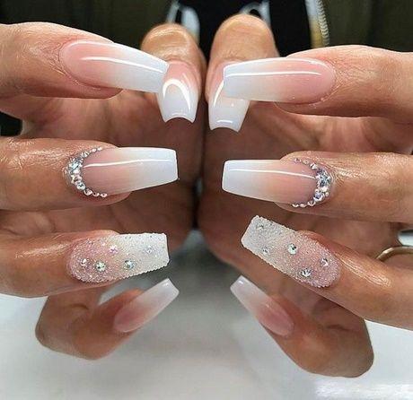 Modern Gel Nail Design Arte De Unas De Gel