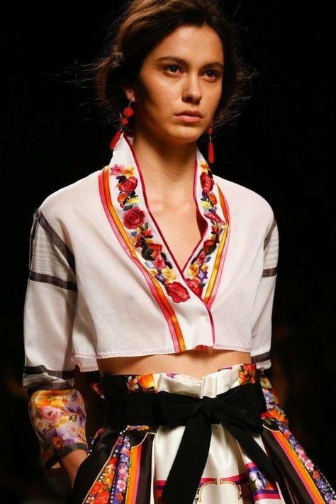 El retorno del estilo hippie: Fotos de los modelos