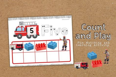 Transport Counting Educational Worksheets