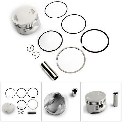 Wiseco 4938M09700 97.00mm 13.5:1 Compression 450cc Motorcycle Piston Kit