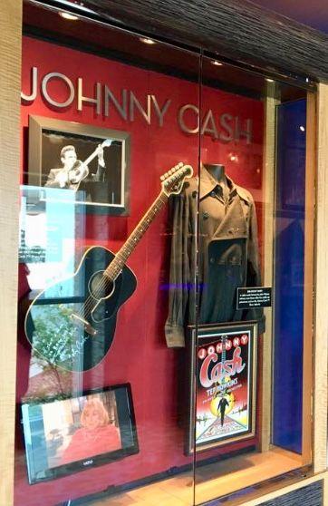 Johnny Cash Display At Hard Rock Hotel And Casino Sioux City Iowa Hard Rock Hotel Sioux City Johnny Cash
