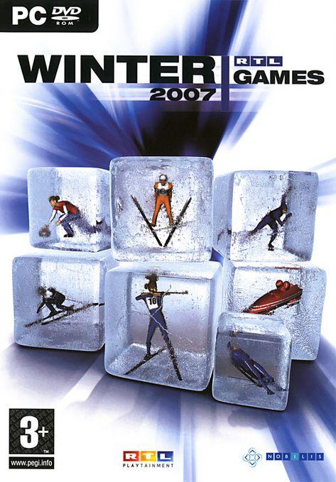 RTL Winter Games 2007 - PC
