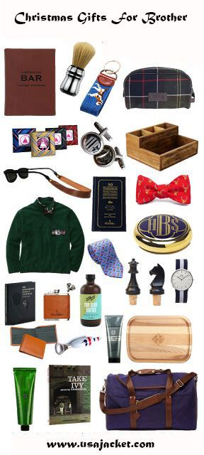Fantastic Ideas For Christmas Gifts For Brother For An Upcoming Occasion Christmas Gifts For Brother Gifts For Brother Popular Holiday Gifts