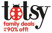 Totsy: Deals Up To 87% Off!